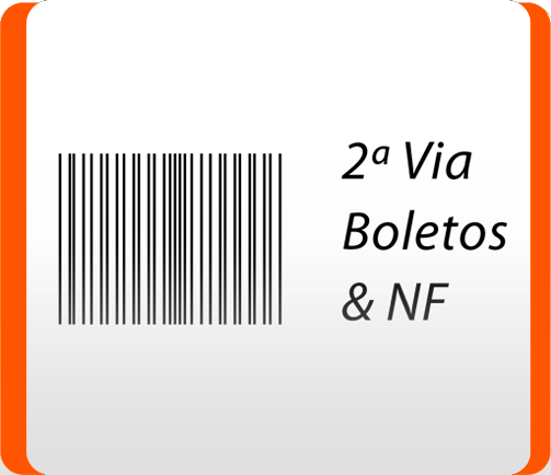 Segunda via NF e Boletos